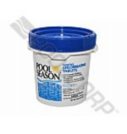 SPS Pool Season Chlorinating Tablets 8lbs
