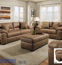 American Furniture Santa Fe Silt Love