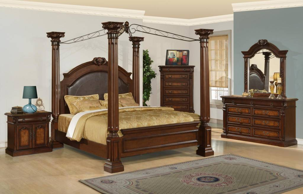 Juliet Queen Poster Bed R Amp B Furniture