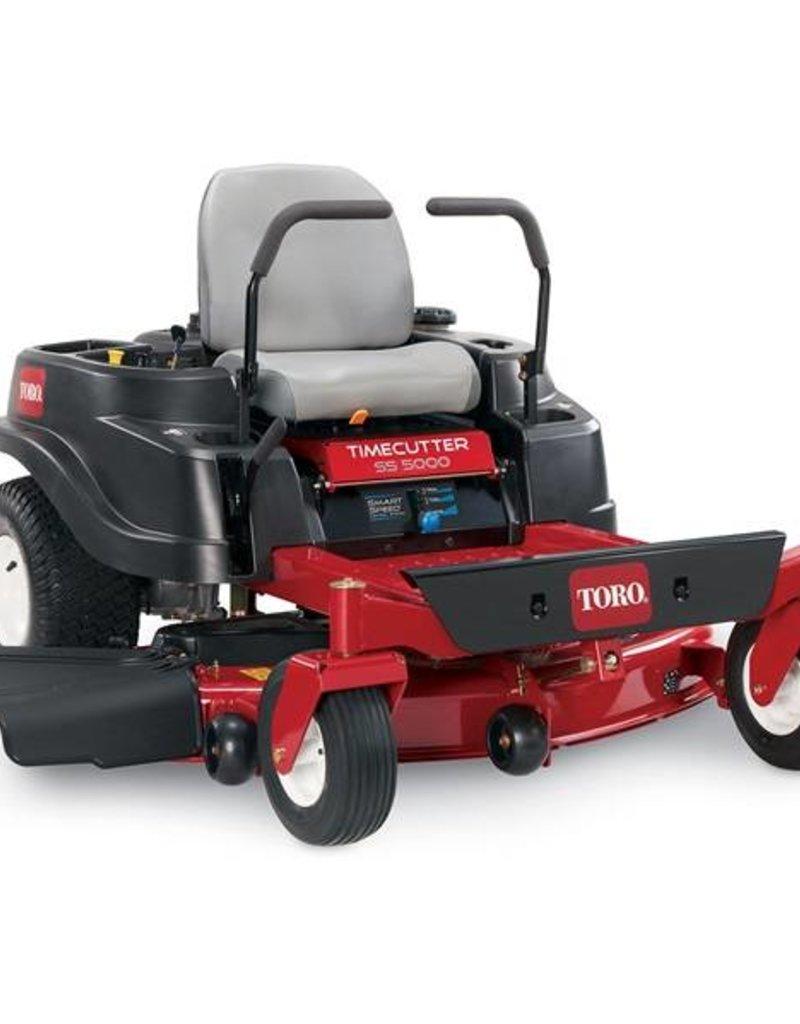 """Toro 50"""" Fully Welded Toro Mower MX5000 24.5HP"""