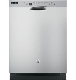 GE GE® Dishwasher with Front Controls SS