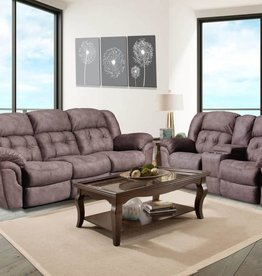 Washington Furniture Pecan Motion Sofa