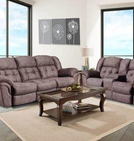 Washington Furniture Pecan Motion Love