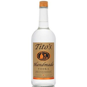 Tito's Vodka ABV: 40% 200 mL