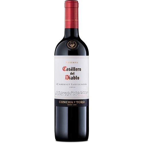 Casillero del Diablo 2015 Reserva Cabernet Sauvignon ABV: 13.5% 750 mL