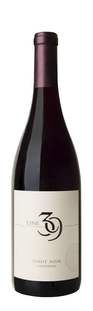 Line 39 2018 Pinot Noir ABV: 13.5% 750 mL