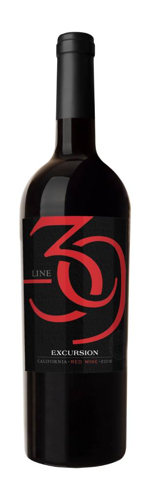 Line 39 Excursion 2016 Red Blend ABV: 13.5% 750 mL