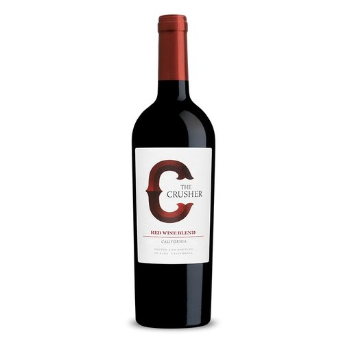The Crusher 2014 Red Blend ABV: 13.5% 750 mL