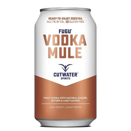 Cutwater Fugu Vodka Mule ABV: 7% Can 355 mL