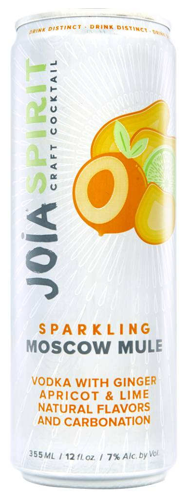 Joia Spirit Craft Cocktail ABV: 7%