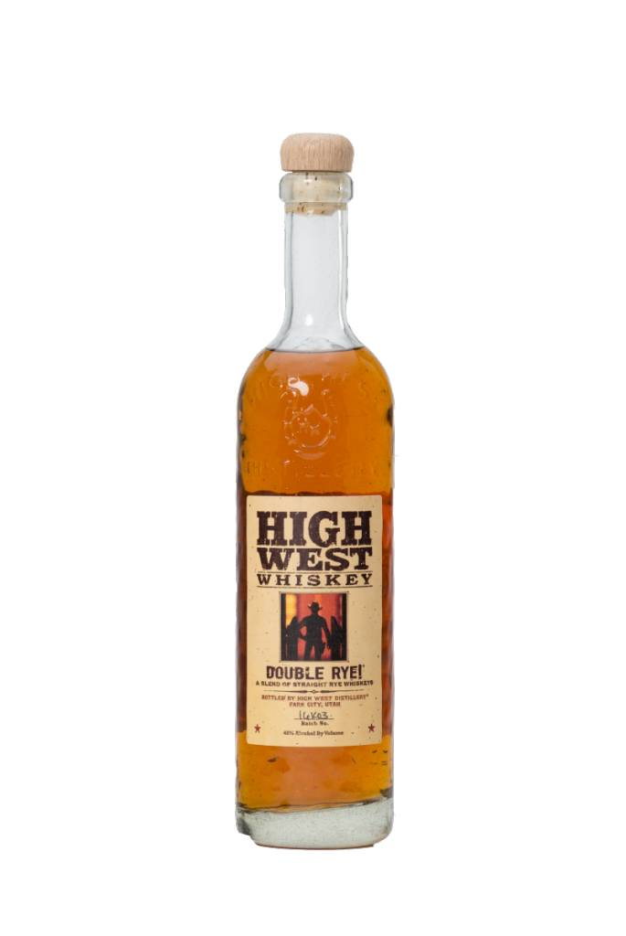 High West Double Rye Whiskey ABV: 46% 750 mL