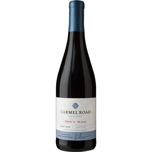 """Carmel Road """"Drew's Blend"""" Monterey 2014 Pinot Noir ABV: 13.5% 750 mL"""