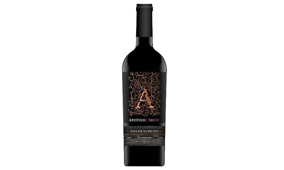 Apothic 2017 Brew ABV: 13.5% 750 mL