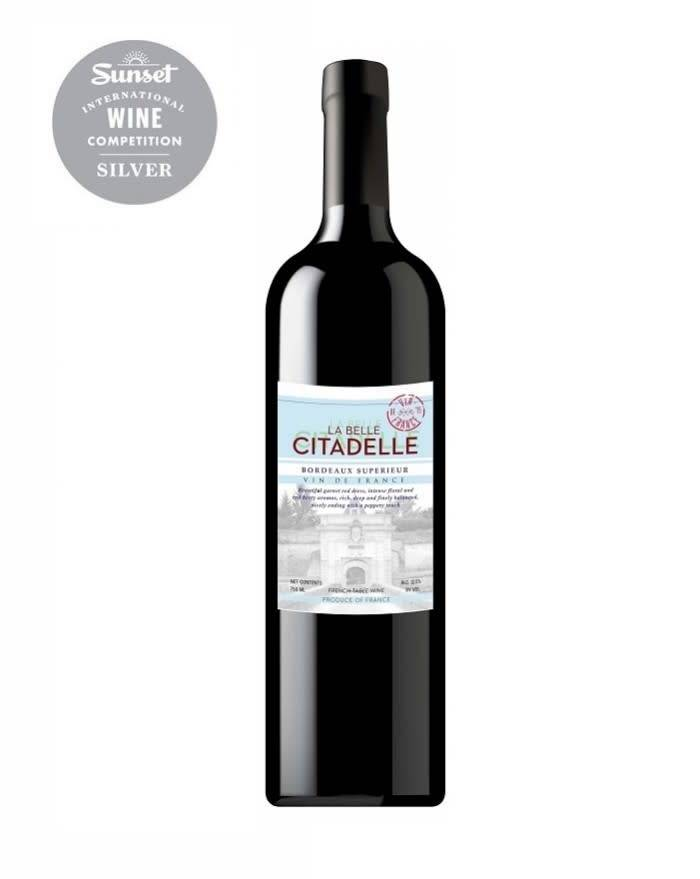 La Belle Citadelle Red Blend ABV: 12.5% 750 mL