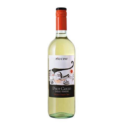 Piccini Venezia 2016 Pinot Grigio ABV: 21% 750 mL