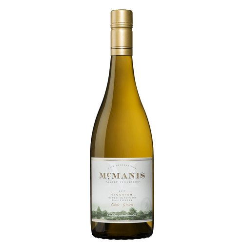 McManis River Junction 2016 Viognier ABV: 13.5% 750 mL