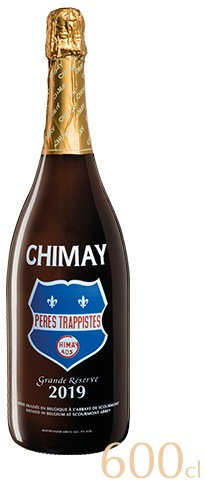 Chimay Grande Reserve Blue ABV: 9% 750 mL