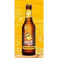 Shock Top Lemon Shandy ABV: 4.2% Can 25 fl oz