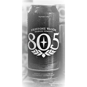Firestone Walker 805 Can ABV: 4.7% 24 fl oz