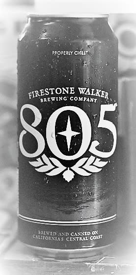 Firestone Walker 805 Can ABV: 4.7% 24 fl oz