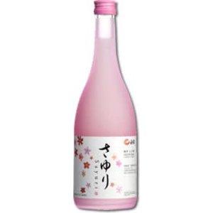 Sayuri Junmai Nigori Sake ABV: 12.5% 720 mL