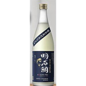 Akashi-Tai Junmai Daiginjo Genshu Sake ABV: 16% 720 mL