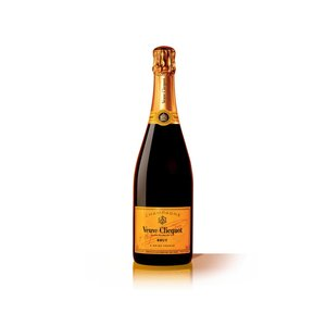 Veuve Clicquot Brut (Yellow Label) ABV: 12.5% 750 mL