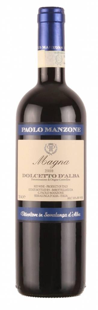 Paolo Manzone Magna 2015 Dolcetto d'Alba ABV: 13% 750 mL