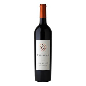 Obsession California 2016 Red Blend ABV: 14.5% 750 mL