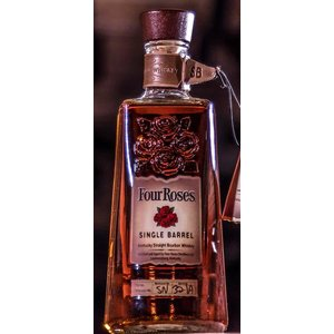 Four Roses Single Barrel Bourbon ABV: 50% 750 mL