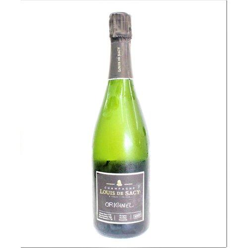 Champagne Louis de Sacy Originel Brut ABV: 12% 750 mL