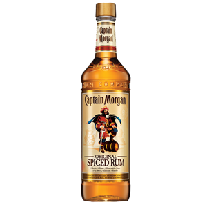 Captain Morgan Rum ABV: 40%