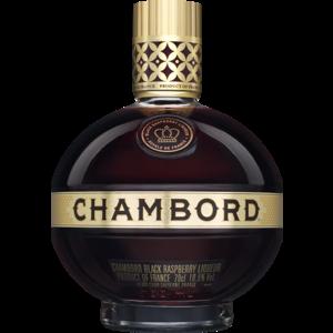 Chambord Black Raspberry Liqueur ABV: 16.5% 750 mL