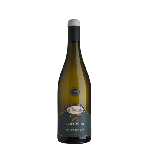 Eugenio Collavini 2017 Pinot Grigio ABV: 12.5% 750 mL