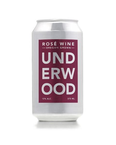 Underwood Rosé ABV: 12% Can 375 mL