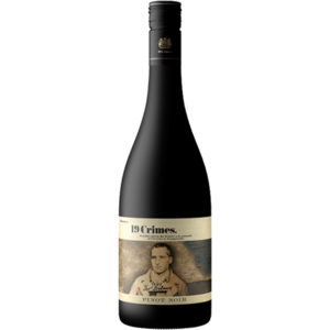 "19 Crimes ""The Punishment"" 2016 Pinot Noir ABV: 13.5% 750 mL"