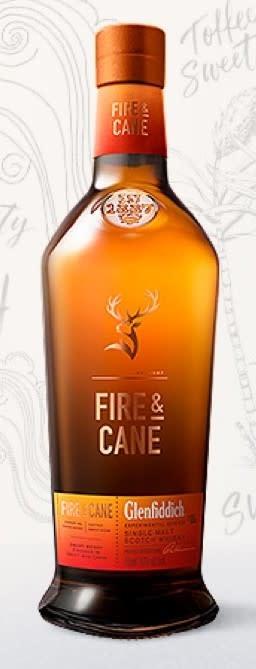Glenfiddich Fire & Cane ABV: 43% 750 mL
