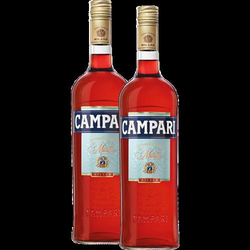 Campari Liqueur ABV: 24% 750 mL
