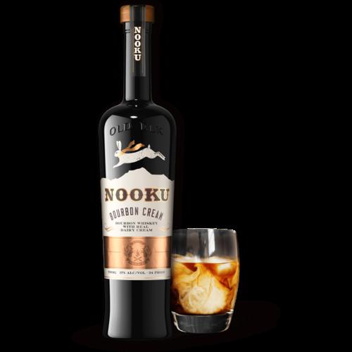 Nooku Bourbon Cream ABV: 17% 750 mL