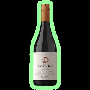 Natura Wine 2016 Pinot Noir ABV: 13.5% 750 mL