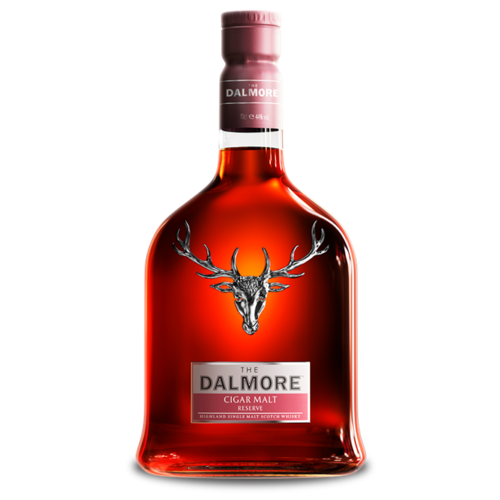 The Dalmore Single Malt 18 Years Whisky ABV: 43% 750 mL