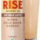 Rise Nitro Brewing