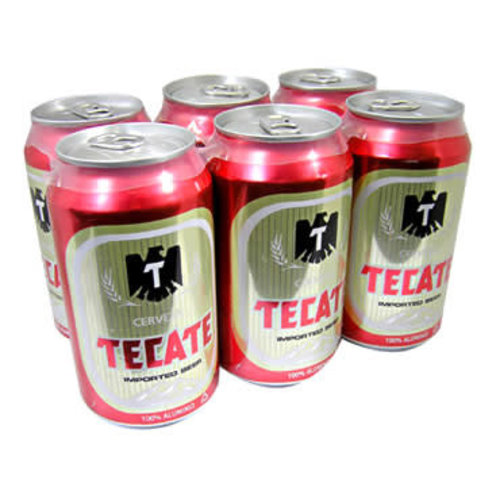 Tecate Regular ABV: 4.5% Can 12 fl oz