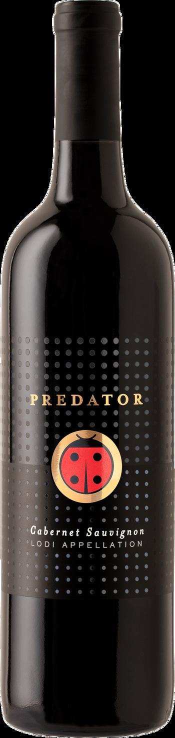 Predator Lodi 2016 Cabernet Sauvignon ABV: 14.5% 750 mL