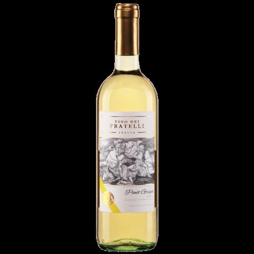 Vino dei Fratelli 2019 Pinot Grigio ABV: 12.5% 750 mL