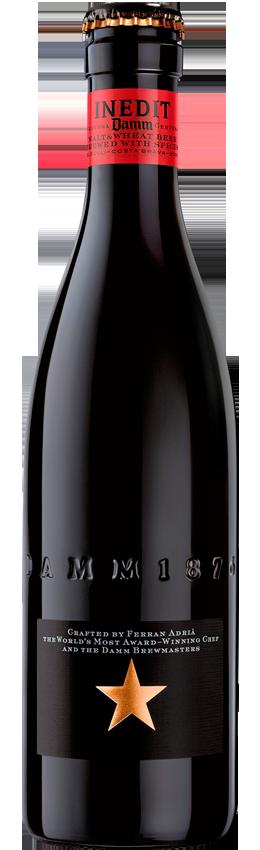 Inedit Damm ABV: 4.8% Bottle 11.2 fl oz 4-Pack