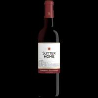 Sutter Home 2018 Cabernet Sauvignon ABV: 13% 750 mL