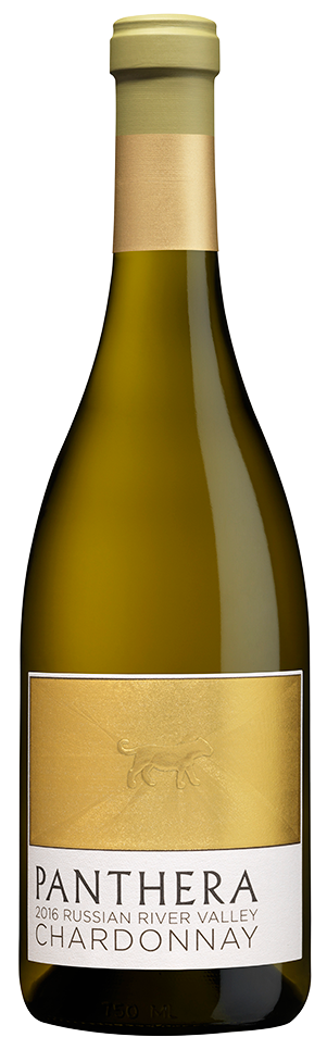 Panthera Russian River Valley 2016 Chardonnay ABV: 14.3% 750 mL