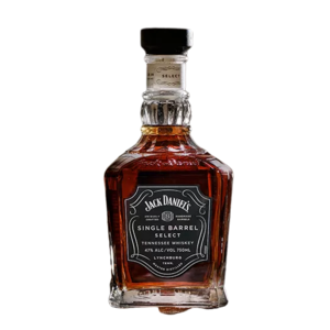 Jack Daniel Single Barrel Select Tennessee Whiskey ABV: 47% 750 mL