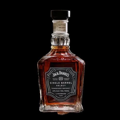 Jack Daniel Single Barrel Select Tennessee Whiskey ABV: 47% 750 mL